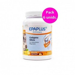 Pack 6 unds. Epaplus...