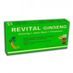 Revital Ginseng 20 viales