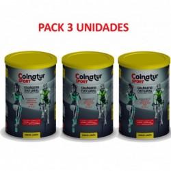 Pack 3 Colnatur Sport sabor...