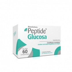 Peptide Glucosa 60 comprimidos