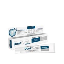 Pasta dental fumadores...