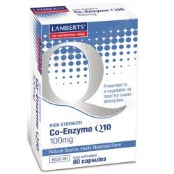Coenzima Q10 100 mg 60...