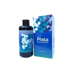 Plata coloidal 120 ppm 50 ml
